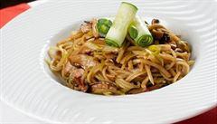 Restaurace Noodles: rehabilitace nudlí ze školní jídelny