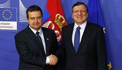 Srbsko zahájilo přístupová jednání s EU. Od roku 2020 chce být členem