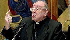 Kardinál: Homosexualita je jako můj vysoký krevní tlak. Léčitelná