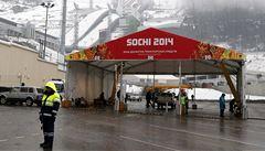 Sportovci raději nezvou do Soči své blízké. Bojí se o jejich zdraví