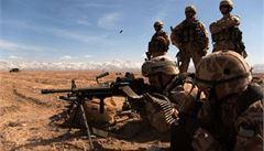 Vojenská policie bude chránit ambasádu v Afghánistánu a řešit trestné činy