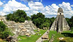 Tikal – tajemné město v džungli poodhaluje svou bývalou krásu