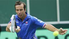 Daviscupový tým pojede do Japonska bez Berdycha, zato se Štěpánkem
