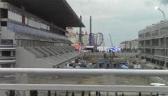 Závodiště F1 v Soči je stále rozkopané