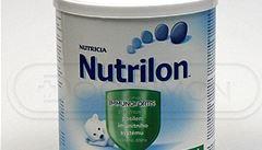 Nutricia stahuje šarži kojeneckého mléka kvůli jódu