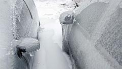 Nejmrazivější noc za poslední čtyři roky: na Šumavě naměřili minus 32,3 stupně