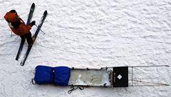 Ve Vysokých Tatrách zemřel český turista, zřítil se ze skály