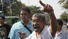 V Thajsku skončily parlamentní volby, opozice je bojkotovala
