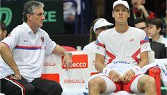 Navrátil se klaní Berdychovi: Nadala smetl, má reálnou šanci na titul