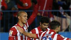Atlético sesadilo Barcelonu z čela ligy, Real Madrid pouze remizoval