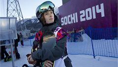 Nedělám snowboarding, abych byla naštvaná, líčila Pančochová