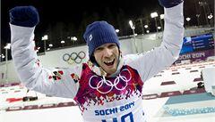 Česko má první olympijskou medaili! Biatlonista Soukup vybojoval bronz