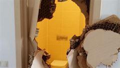 Bobista z USA prokopl v Soči dveře, nemohl se dostat z koupelny
