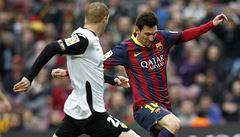 Barcelona prohrála doma a po 59 kolech může přijít o první místo