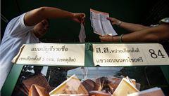Thajská opozice chce anulovat volby. Byly protiústavní, tvrdí