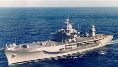 USA vyslaly do Černého moře válečnou loď. Má hlídkovat poblíž Soči