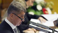 KAMBERSKÝ: Zpět, pane ministře financí Babiši