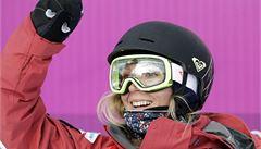 Zlato ze slopestylu na lyžích získala kanadská akrobatka Howellová