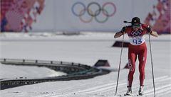 Klasickou desítku vyhrála běžkyně Kowalczyková, Vrabcová zaostávala