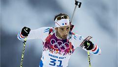 Vytrvalostní závod biatlonistů ovládl Fourcade, Češi neuspěli