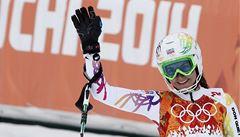 Místo odletu plánuje Strachová obří slalom: Deváté místo je úžasné