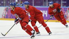 Hokejisté už jsou kompletní. Hvězdy z NHL prozradily složení útoků