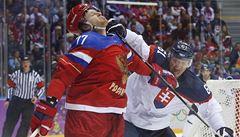 Slováci obrali Rusko, tomu se díky výhře nad Finskem vyhne Kanada