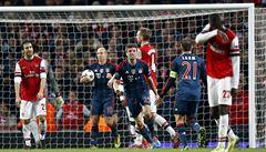 Liga mistrů: Bayern vyhrál na Arsenalu, Atlético v Miláně