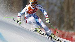 Olympijské super-G vyhrála Fenningerová, Křížová skončila sedmnáctá
