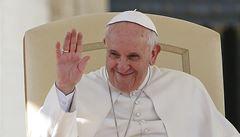 Papež se sešel s českými biskupy. Zajímal se o majetek církve