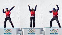 Sólo pro Samkovou. Skvělá Češka ovládla snowboardcross a má zlato