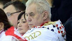 Být v roli Zemana, do Soči nejedu. Putin je cynická KGB zombie, míní Höschl