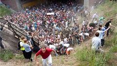Kvůli neštěstí na technoparty Loveparade bylo obviněno deset lidí