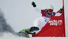 Snowboardistka Ledecká první šanci neproměnila, vypadla ve čtvrtfinále