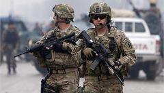 Čeští vojáci zemřeli omylem, atentátník cílil na Američany