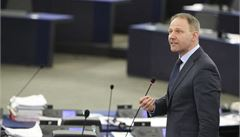 'Heil Hitler!' křičel opilý místopředseda Evropského parlamentu