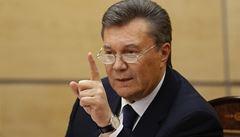 Janukovyč: Dělal jsem chyby. Ale krvavá kyjevská junta vraždí