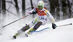 Strachová zajela nejlépe v sezoně, Shiffrinová má glóbus za slalom