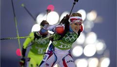 Soukalová chtěla v Soči závodit i v běhu na lyžích. Nemůžu, smutní