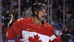 Zastínil Crosbyho a rozjásal Kanadu. Nádherný pocit, radoval se Benn