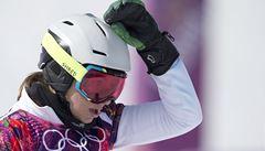 Snowboardistka Ledecká neprošla v paralelním slalomu přes čtvrtfinále