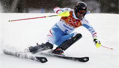 Žádný z českých lyžařů slalom nedokončil, vyhrál Rakušan Matt
