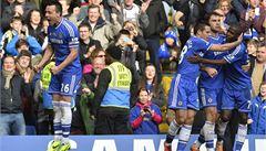 Rosický přispěl k výhře Arsenalu, Chelsea skórovala až v nastavení