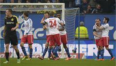 Jiráček dal gól a jeho Hamburk porazil Dortmund