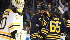 Buffalo zvládlo přestřelku s Bostonem, Češi se neprosadili