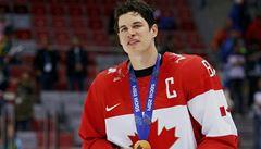 Kanadský kapitán Crosby: Báječný pocit vyhrát zrovna v Rusku