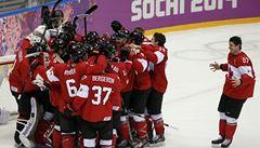 Co vám uniklo z OH: Rusové splnili úkol, Kanada vládne hokeji