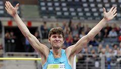 Atleti nadchli Prahu. Uchov vyrovnal evropský rekord, zázářil i Maslák