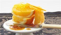Marmeláda ze sevillských pomerančů. Barva jantaru a hořkosladká chuť