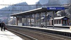 Železnice u Jablunkova omládla. Po letech prací i propadlém tunelu